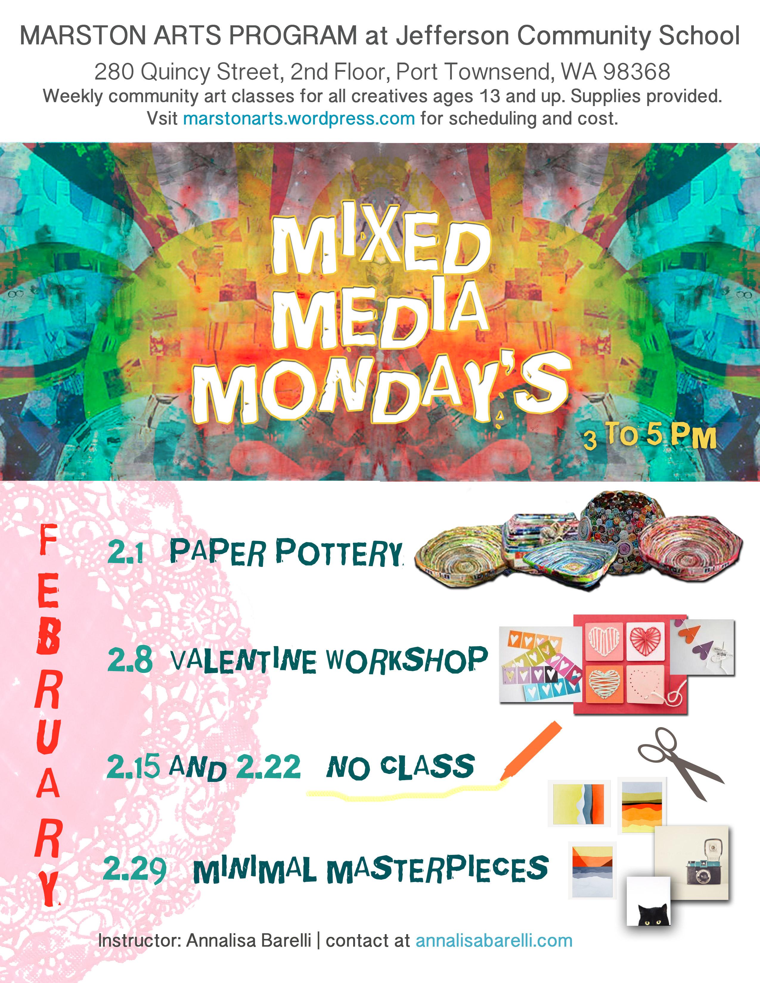 February2016-MixMedia